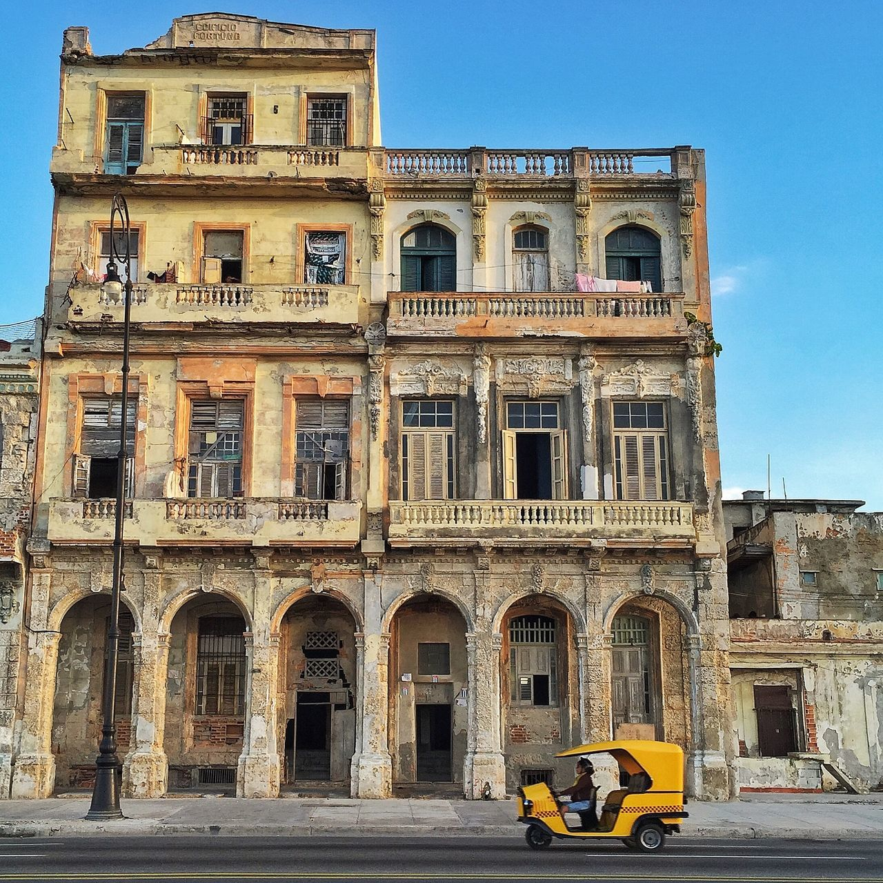 Beautiful stock photos of cuba, Abandoned, Arcade, Arch, Architecture
