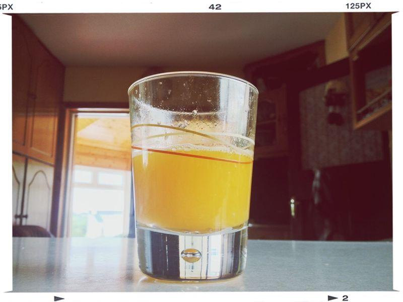 Morning Ritual: Freshly squeezed orange juice Taking Photos Breakfast