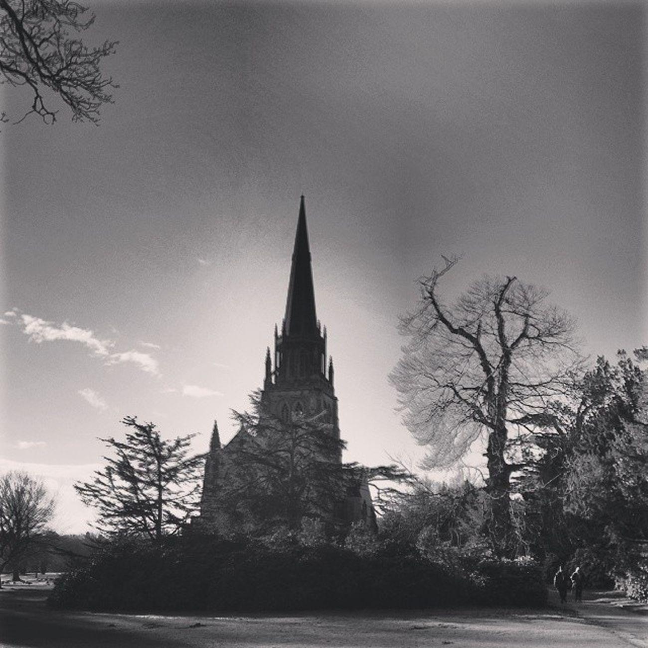 Clumber park church