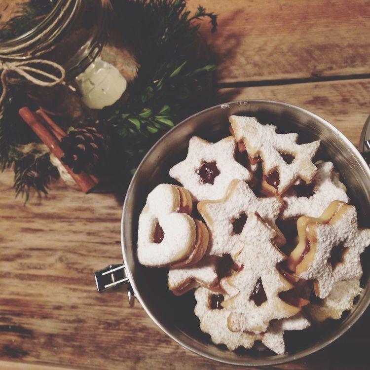 Ready for Christmas Kekse Mhhmm...