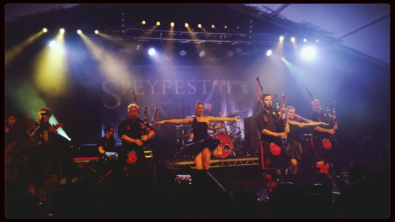 Speyfest Redhotchillipipers