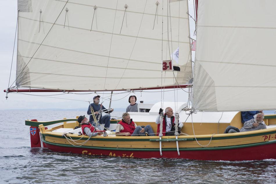 Beautiful stock photos of piraten, transportation, nautical vessel, teamwork, men