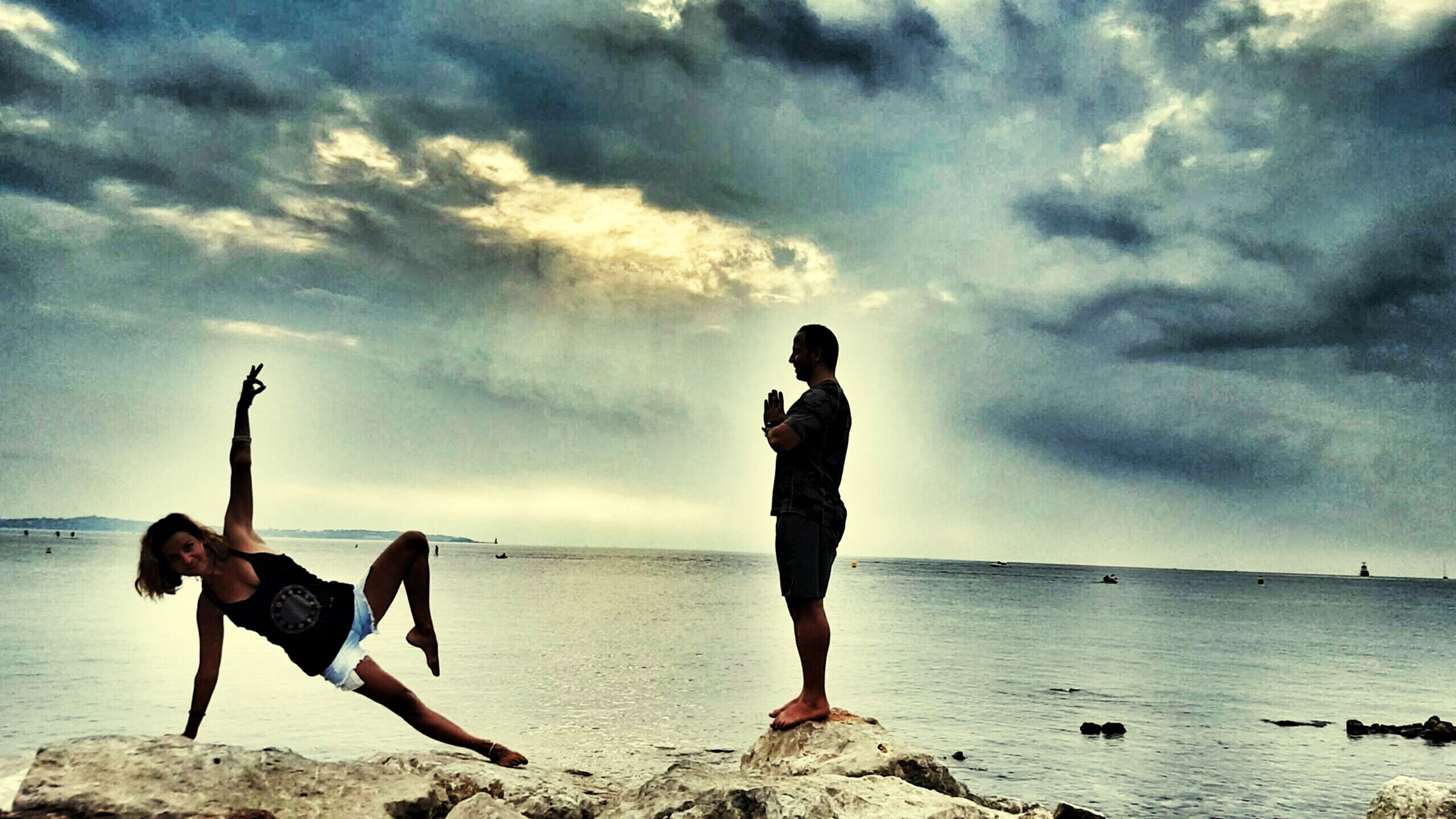 Méditation Yoga Enjoying Life