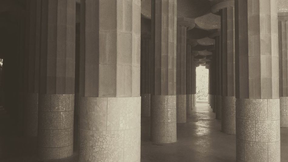 Architectural Column Architecture Built Structure Curtain Day Indoors  No People Shadow Sunlight Underneath