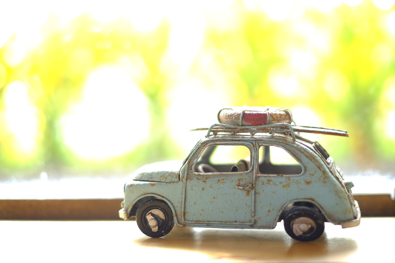 toy, toy car, transportation, childhood, focus on foreground, land vehicle, mode of transport, car, close-up, no people, army, day, military, outdoors