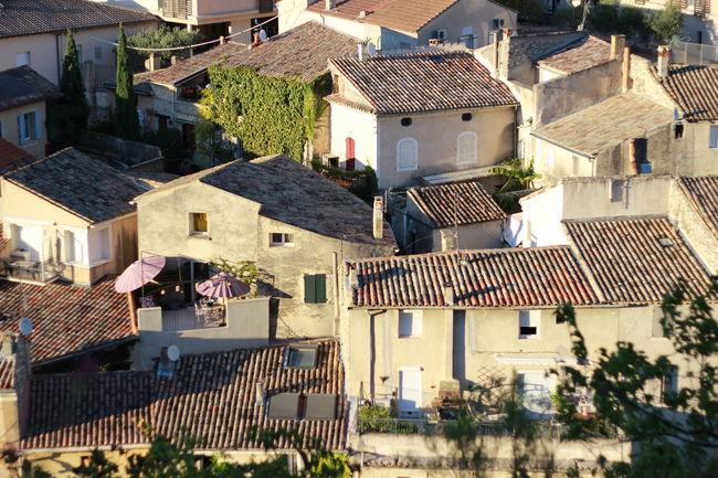 Architecture Classic France 🇫🇷 Light Rhonealpes Roofs Stonehouse Summer Sunlight Vaisonlaromaine