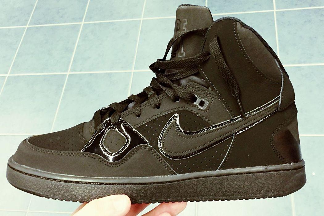Nike Air Son of Force ! Nike✔ Lovers ! Sneakers Phantom Full Black ?