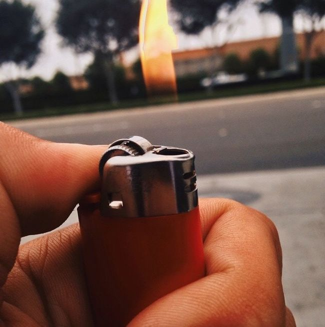 From My Point Of View Starting fires at a young age hell yeah Lighters Fire BURNBABYBURN