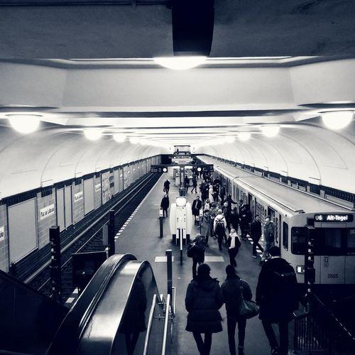 Platzderluftbrücke Underground Berlin Architecturephotography OpenEdit Open Edit Citylife Ubahn Architecture