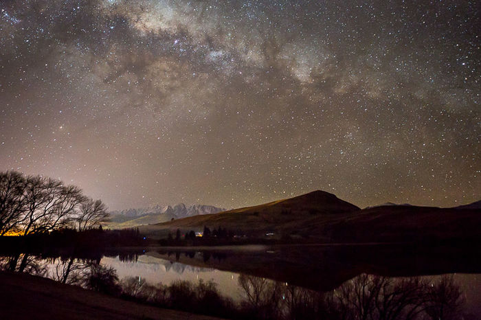 Lake Hayes Hello World stars Under The Milky Way milky way Nightphotography night call Check This Out