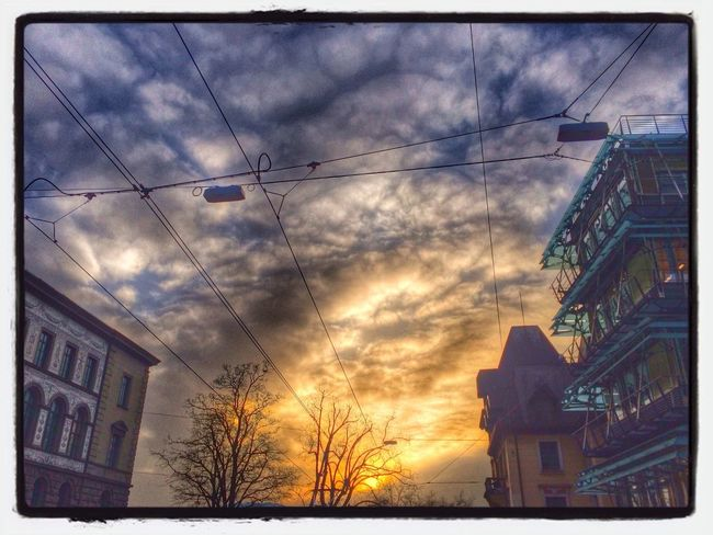 Abendstimmung HDR Collection Sunset_collection Clouds And Sky EyeEmSwiss