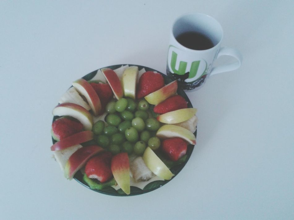Fruits Tea Relaxing Being Ill