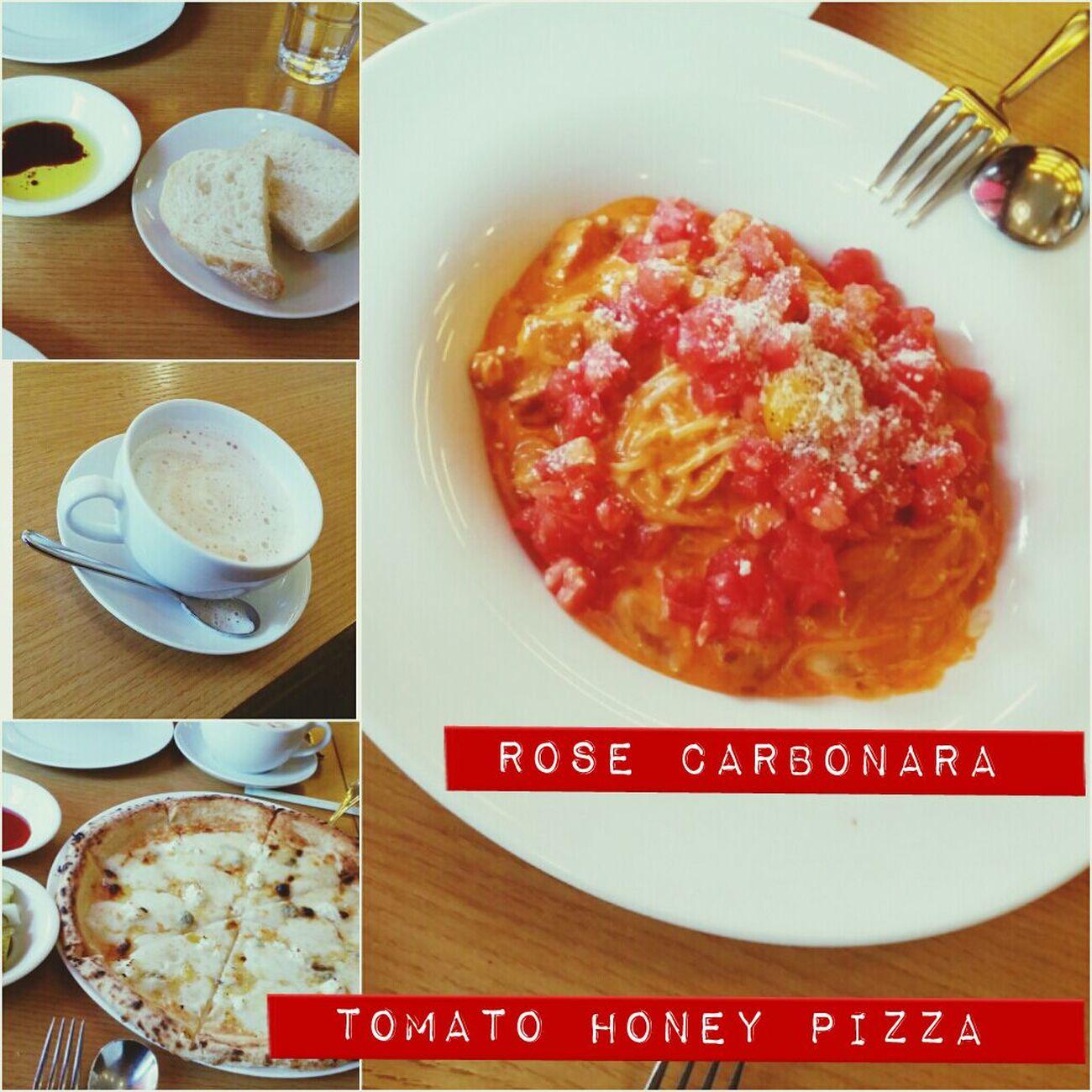 Tomato lunch@狎歐亭