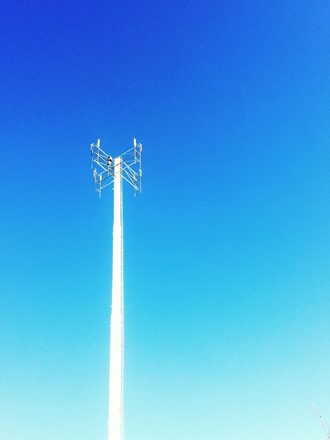 Beautiful stock photos of communication, Blue, Clear Sky, Communication, Communications Tower