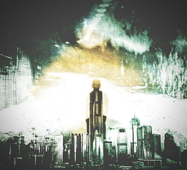 From My Point Of View Akira Orphelins Anniversaire The Human Condition Playe4 qu!est ce que tu fabrique derrière ces buildings?!