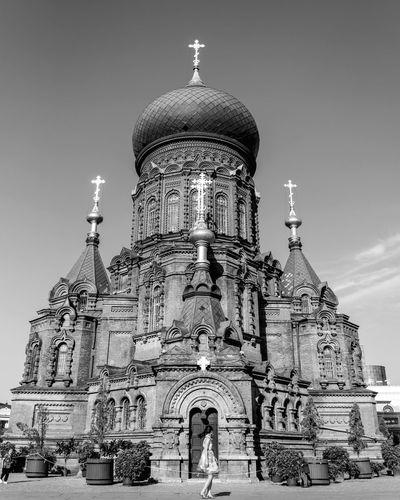 Saint Sophia Cathedral Architecture