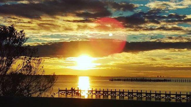 Sunset Reflections Clouds Docks LoveFl Emeraldcoast Emeraldcoasting Navarre HTCOneM9 Htconelife Oneography 20 .7mp @htc @HTCUSA @HTC_UK @HTCelevate @HTCMEA @HTC_IN @HTCIreland @HTCCanada @HTCMalaysia @htcsouthasia @htcfrance TeamHTC @sharealittlesunshine @pureflorida Beachlife