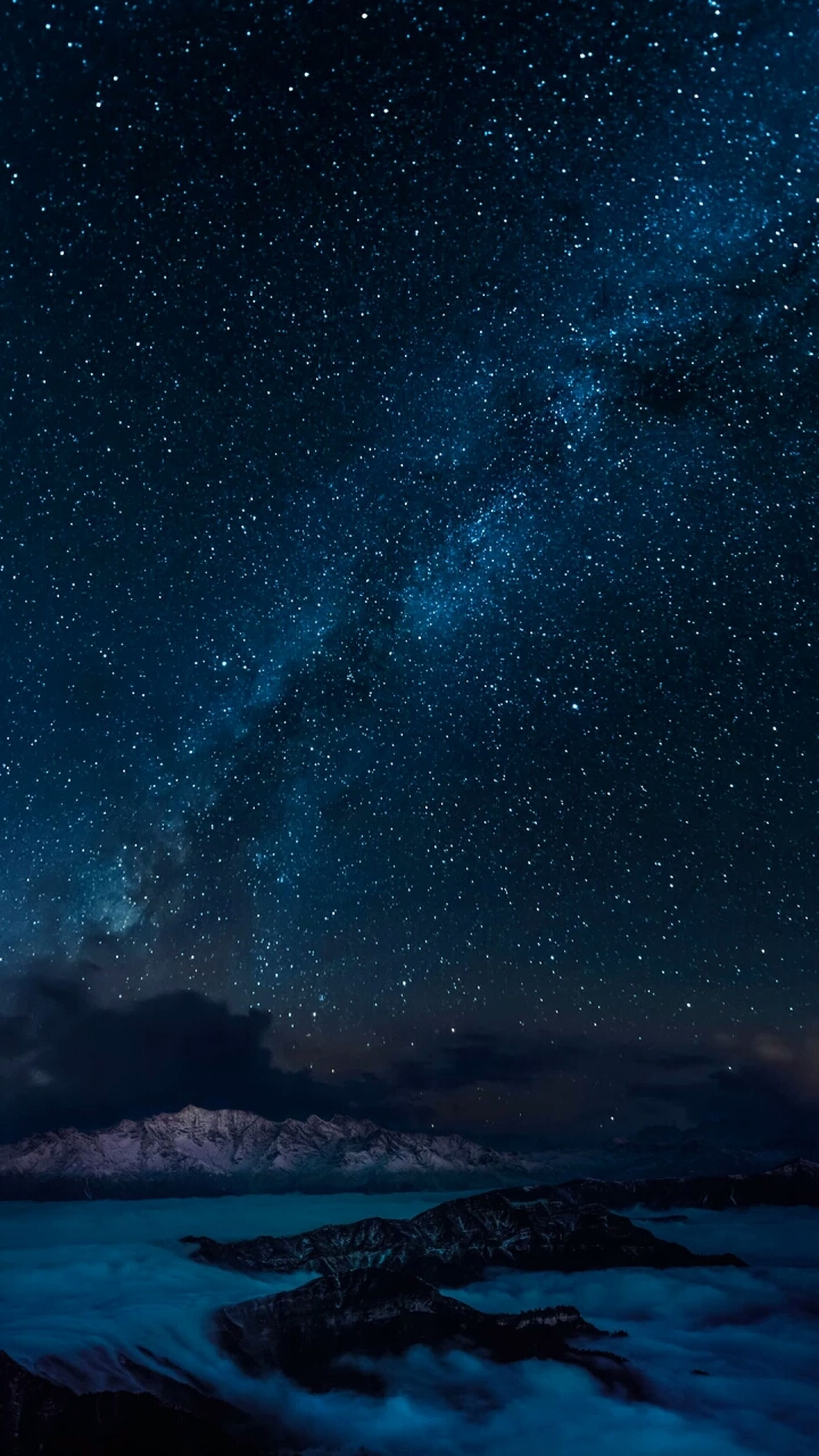 night, star - space, astronomy, milky way, sky, space, scenics, galaxy, beauty in nature, winter, snow, nature, cold temperature, no people, landscape, outdoors, illuminated, mountain