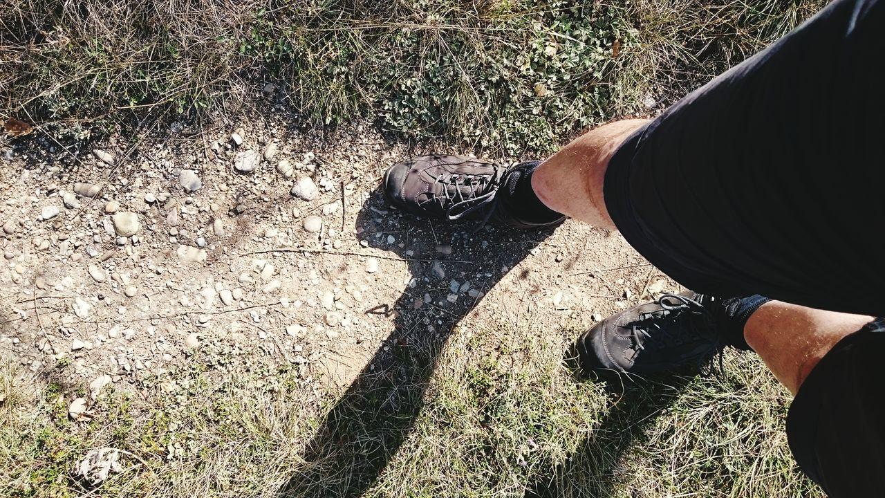 Wanderlust Wandern Bergsteigen Freizeit Erholung Sport