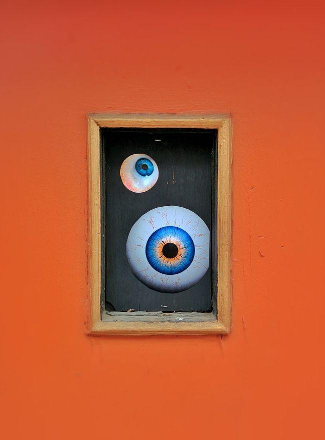 Eyes Street Art