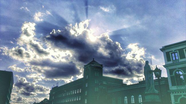 Taking Photos Riga Rigaday Riga Latvia Rigaphotos Rigaonline Vecriga Riga Central Riga Old Town City Sky Cloud Sky And City Clouds Cloudscape Clouds And Sky Cloudsandsky Rigaplaces RigaCity Riga City Rigaphotography
