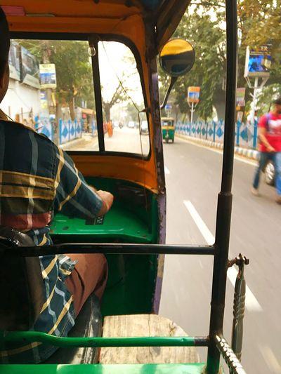Enjoy The New Normal TukTuk Auto Rickshaw Tuktukdriver Tuk Tuk India Kolkata The City Light