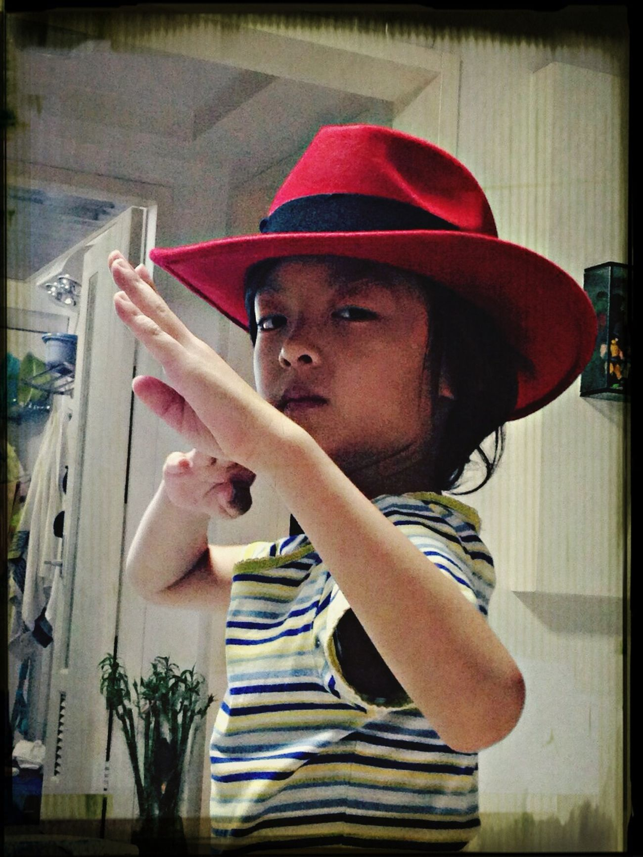 JQ with his Red Fedora