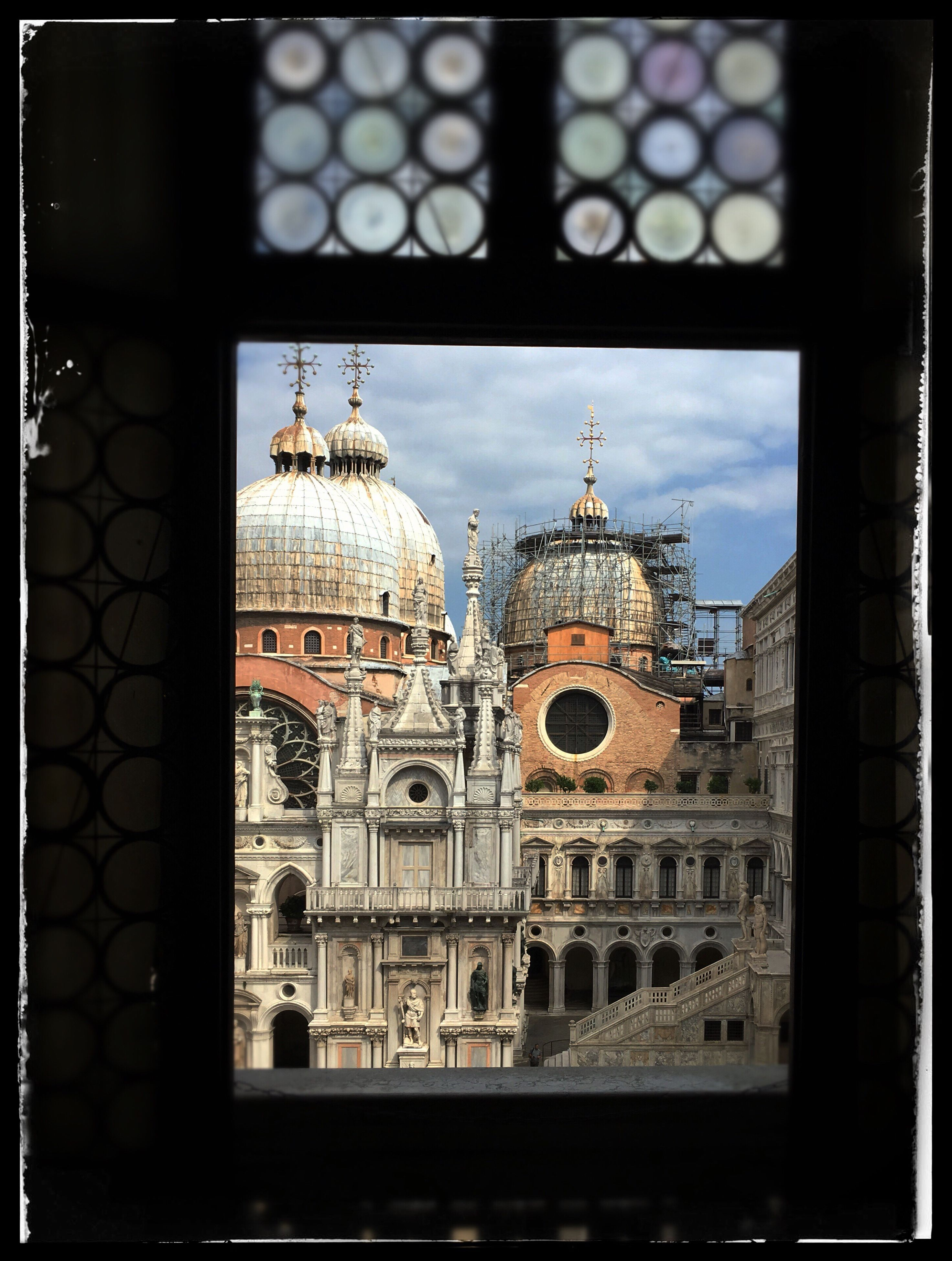 Architecture Building Exterior Dome Window City Travel Destinations Church Cathedral Spirituality Tourism Famous Place