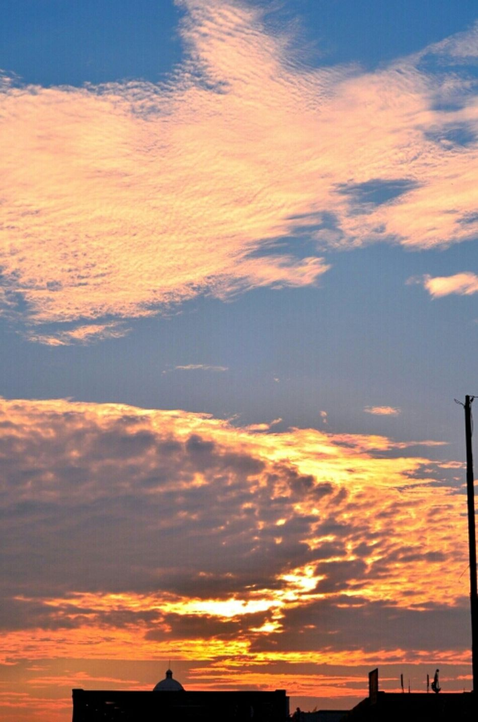 Morning breaks Sunrise INDONESIA Clouds And Sky Skyporn Sky_collection Eye4photography
