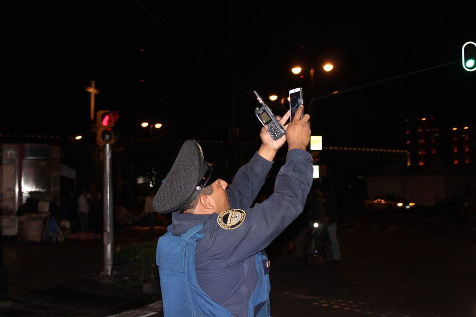 Cop Marrano Pig Puerco