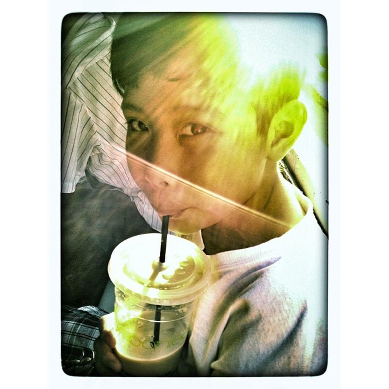 Palamig. Vanilla Milk Tea. Moonleafteashop Latepost Moonleaf Vanillamilktea refresh
