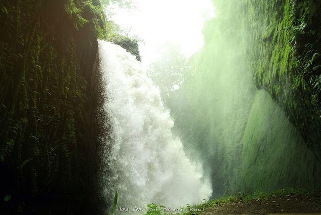 Blawan Water Falls Traveling INDONESIA
