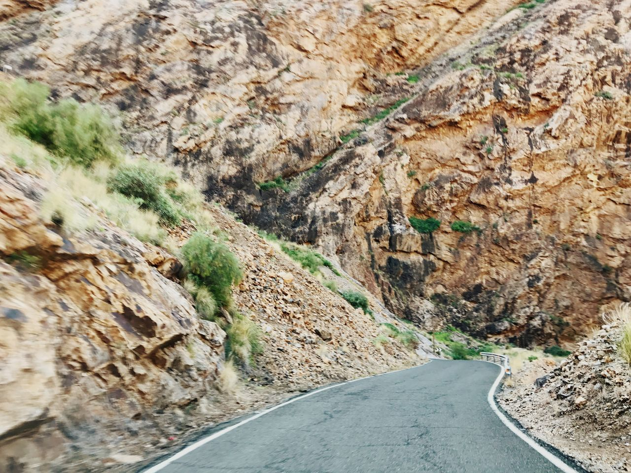 Road Gran Canaria Mountain Mountain Road Road Rock - Object The Way Forward Nature Transportation Scenics Curve Day No People Outdoors Winding Road Beauty In Nature