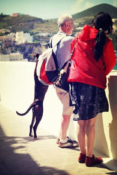 Traveling People Ponza Italy