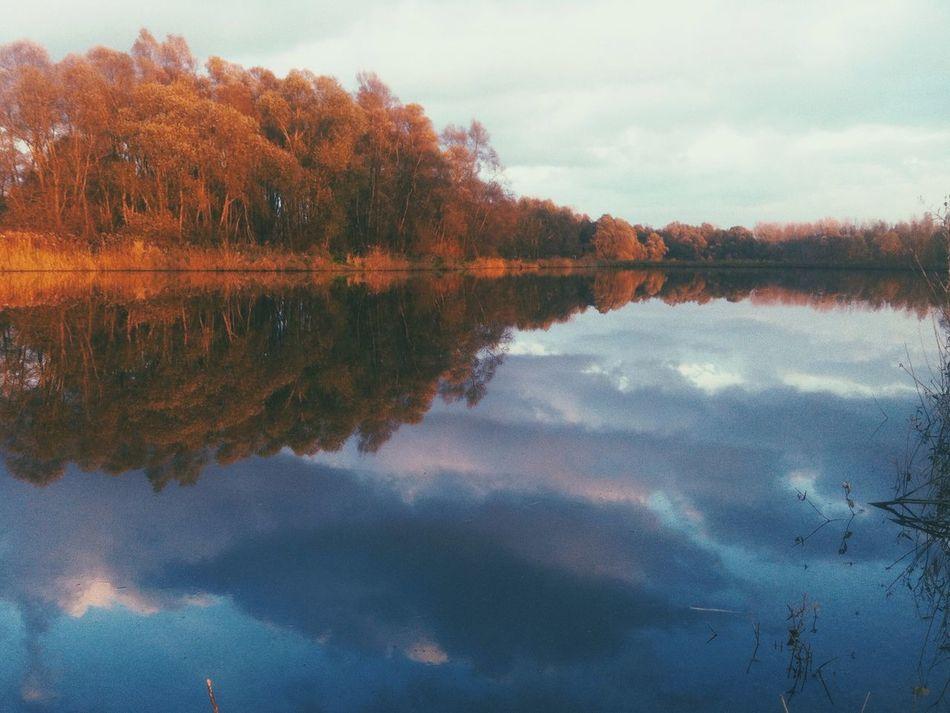 Beautiful stock photos of lake, Beauty In Nature, Calm, Cloud - Sky, Cloudy