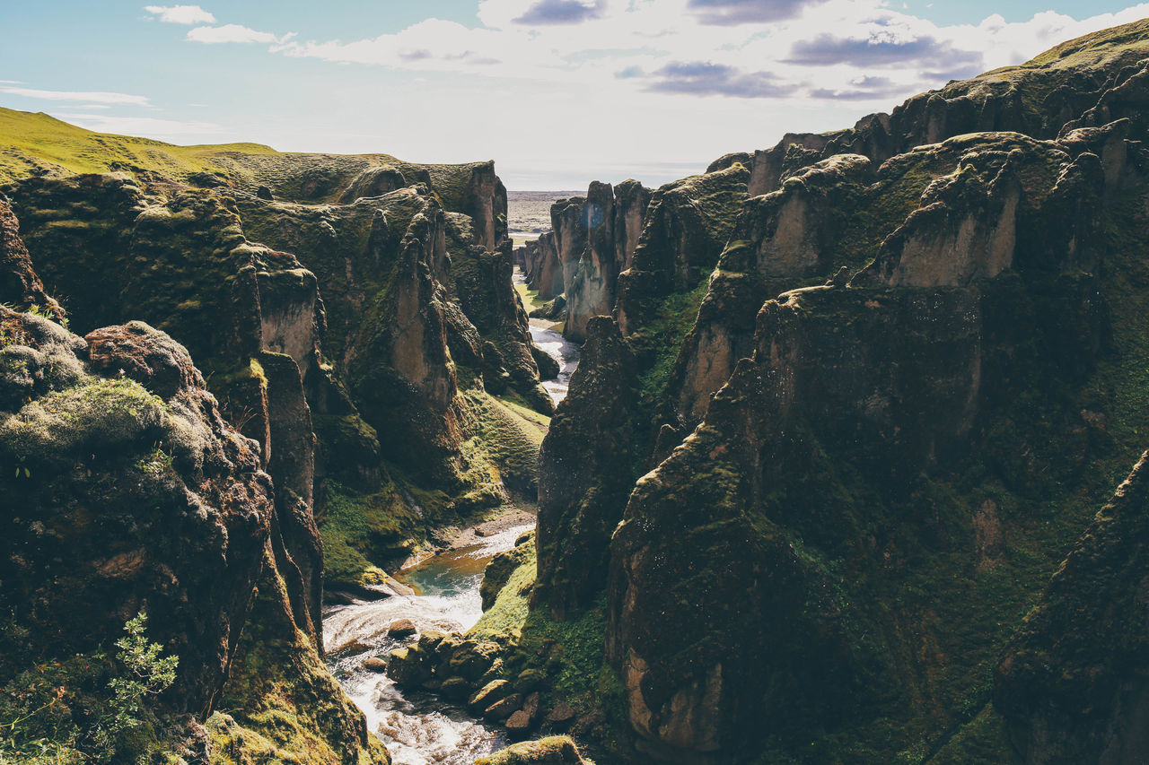 Europe Iceland Landscape Nature Nature Photography Outdoors Outside River Valley VSCO