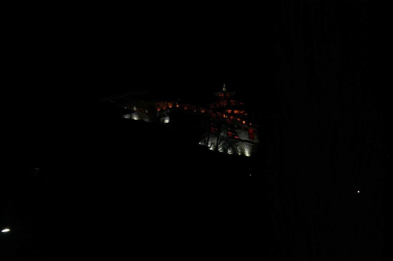 First Time Night Shot Bhutan Lhakhang Thimphu ASIA Earth Continent Country Happiness My Photography Love Making Pictures Photographs