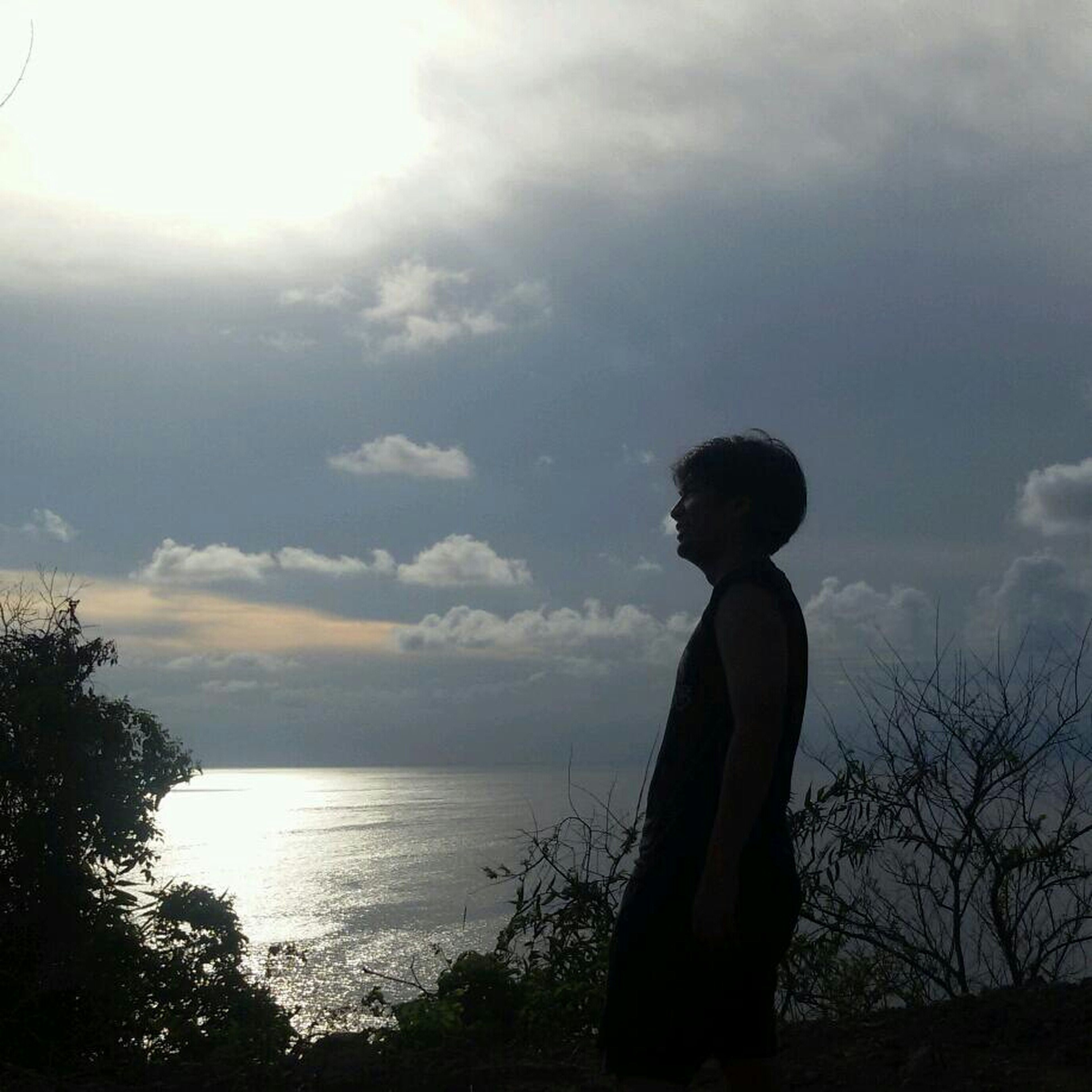 Just me and sunset Taking Photos Hello Indonesia Travel Photography That's Me