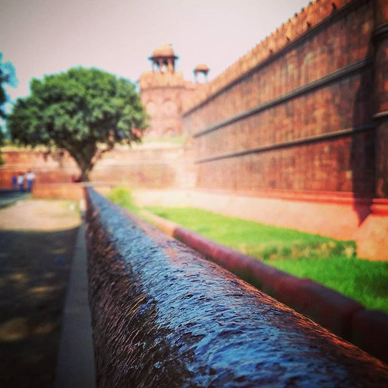 Redfort Fortwalls India Impressive Military Kings &queens Architecture Ancienthistory Intheblur Macroshot Angled