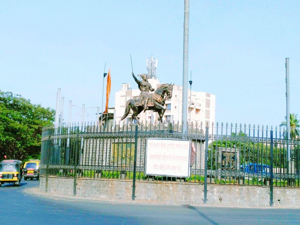 Shivaji Maharaj Statue In The City Kalyan EyeEm Masterclass