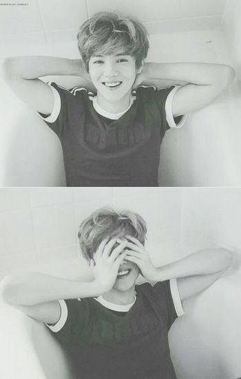 EXO Luhan Cute Love