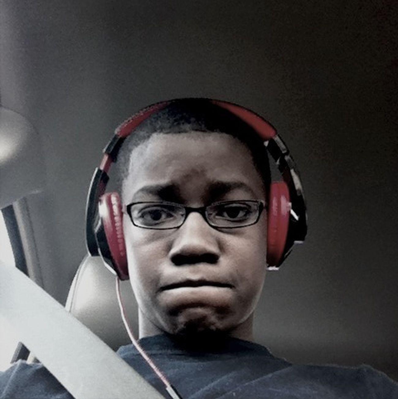 I Was Boolin Wit Mii Headphones
