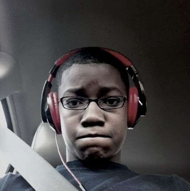 I Was Boolin Wit Mii Headphones