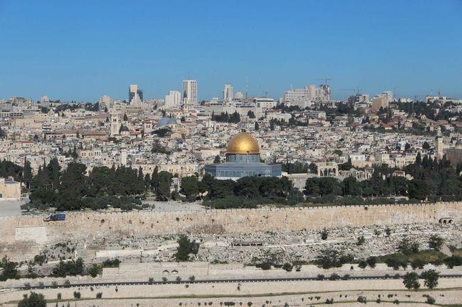 RePicture Travel Jerusalem Israel Holy City