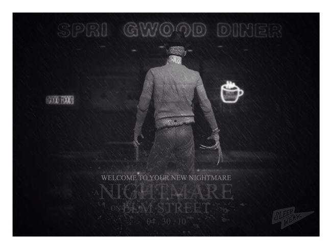 In cinemas Freddykrueger Nightmareonelmstreet Poster Cinema Horror Movies Horror Horror Photography Toyphotography Monochrome Blackandwhite Blackandwhite Photography Photography ATA_Horror_Click