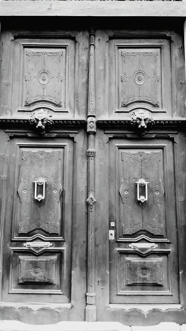 Doors Blackandwhite Streetphotography