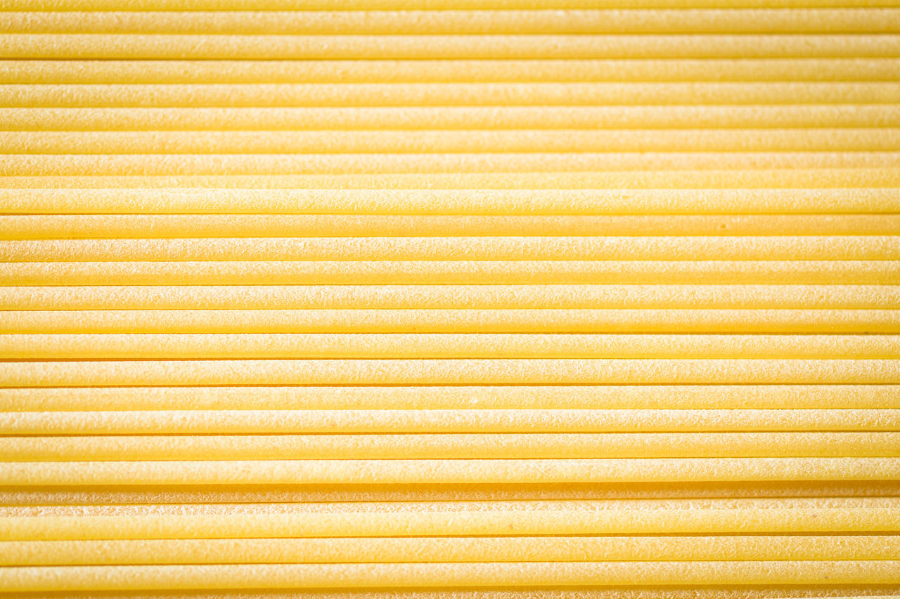 Backgrounds Close-up Day Food Freshness Full Frame Horizontal Italian Food Nature No People Pasta Pattern Raw Food Spaghetti Textured  Yellow