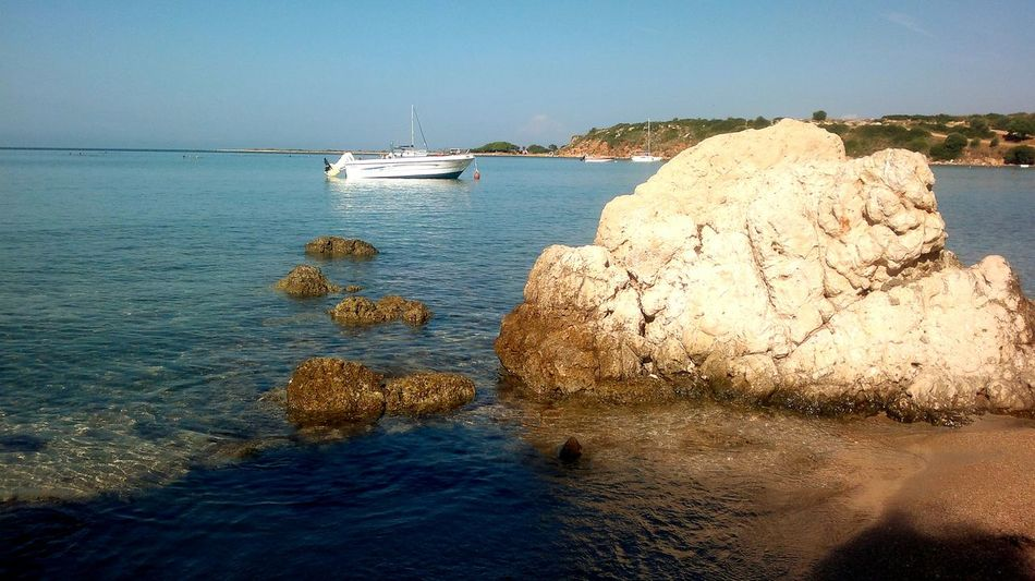 Aydin Turkey Sea Beach Sun Boat Travel Amazing Aydin/Turkey Rock