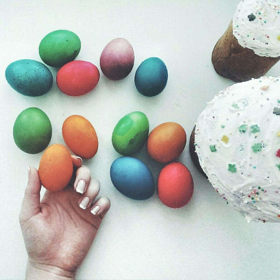 яйца пасхальные_яйца пасха кулич куличи