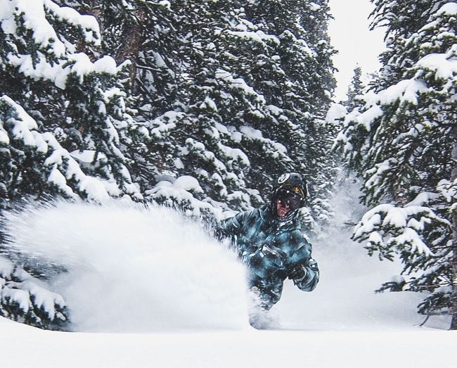 Snowboarding at Keystone, CO Snowboarding KeystoneCO Colorado